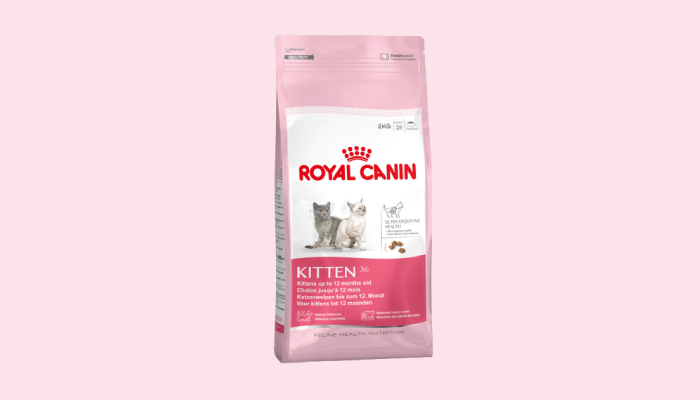 Alimentation Chaton Royal Canin Kitchen