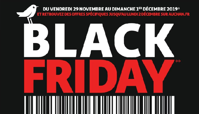 Auchan Black Friday 2019