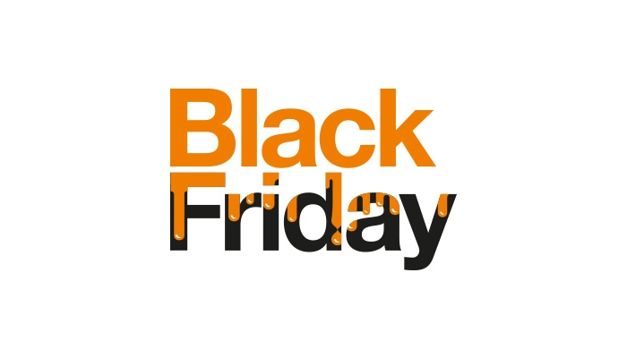 Black Friday 2019 Orange