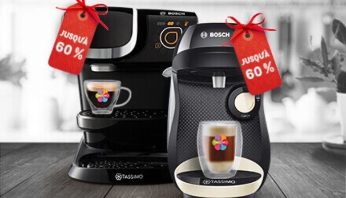 Black Friday 2019 Tassimo