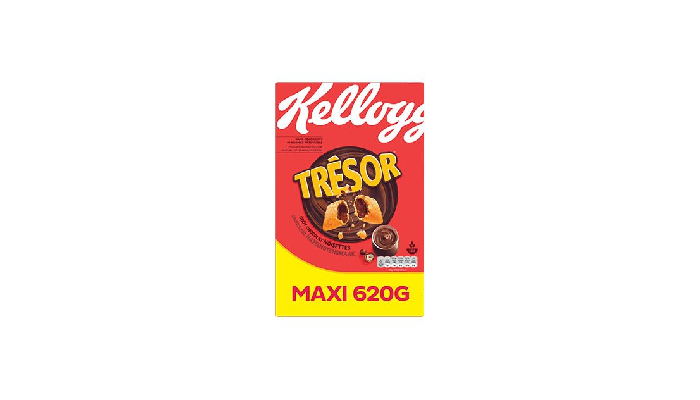 Bons Reduction Kellog's Tresor