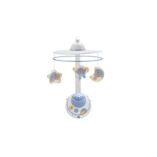 Chicco Jouet Mobile Double Projection First Dreams Bleu
