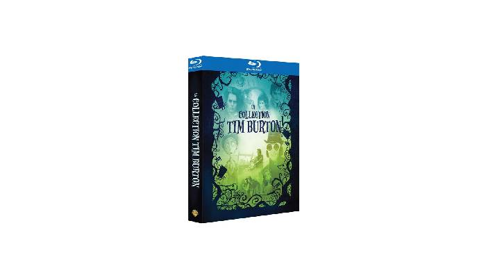 Coffret Collection Tim Burton