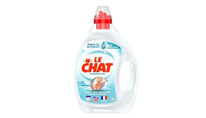 Lessive Le Chat Sensitive